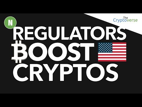 U.S. Regulators Actually Boost The Crypto Market For Once 📈