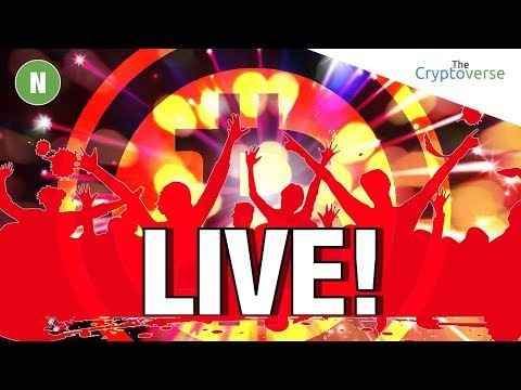 5th Jan The Cryptoverse LIVE - Q&A + So Much News On Bitcoin, Cryptocurrencies and Blockchains!