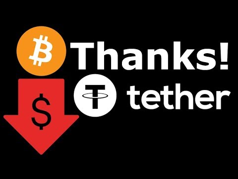 Crypto Prices Dip 📉 Because Of Tether 💲