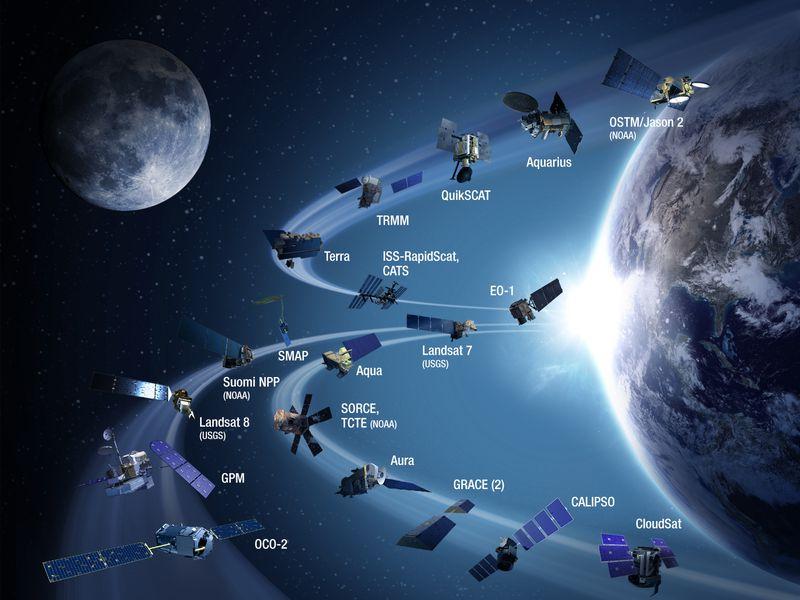 Blockchain for space exploration