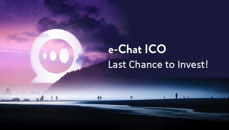 e-Chat ICO