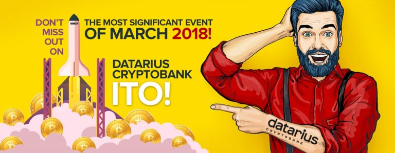 Datarius Cryptobank ITO