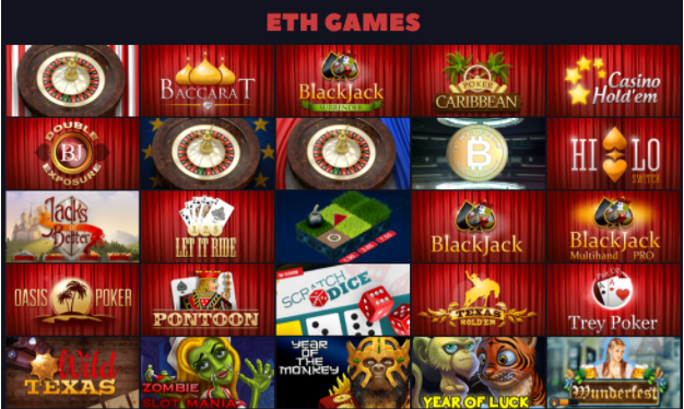 Popular Ethereum Casino now offers 1,000+ Gambling Games