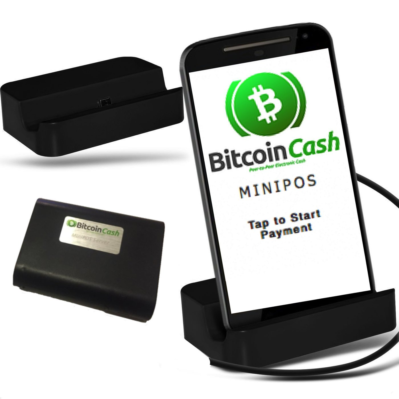 Mini-POS Launches Bitcoin Cash Point-of-Sale Terminal