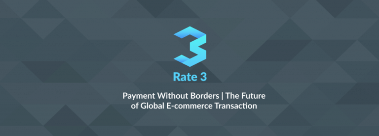 Rate3 - Making E-Commerce Fair, Transparent and Cheap