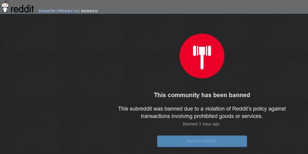Reddit Removes Bitcoin Payment Option, Censors Darknet Forum