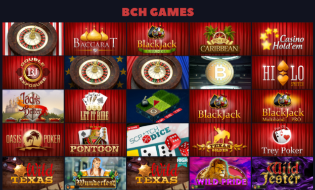 Bitcoin Gambling Site Now Accepts Bitcoin Cash, Ethereum, Litecoin & Doge