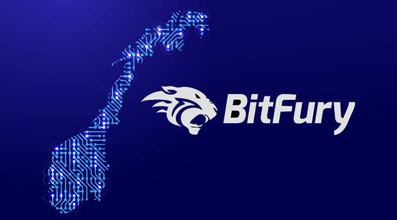 Bitfury Expands to Norway With $ 35 Million Data Center