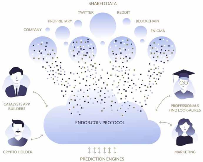 Endor.coin platform