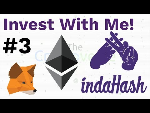 LIVE 📺 From IndaHash HQ - Exclusive Livestream Coverage Of Ethereum ICO 📈 (The Cryptoverse)