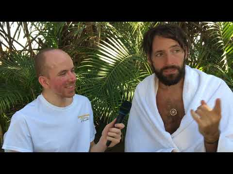 Sasha Daygame Interview – Ceek.io VR Crypto Project – Anarchapulco 2018