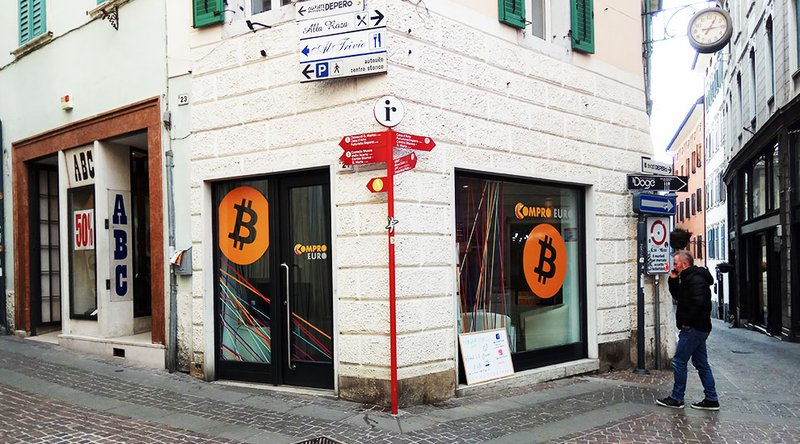 """""""Real Users"""": In This Italian Mountain Town, Everyone Knows About Bitcoin"""
