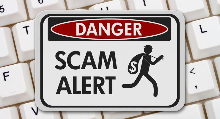 "ICO Scam Alert: ""ZeroEdge"" Is All Fake"