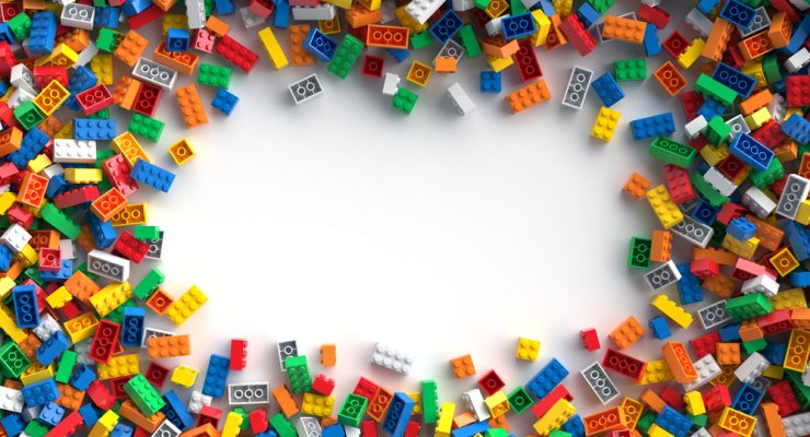Artist Hides Cryptocurrency Private Keys in Lego Artwork