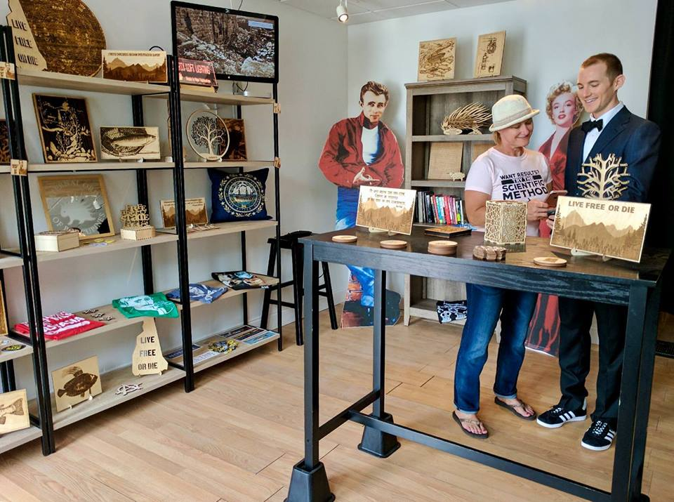 Free State Bitcoin Shoppe is Open in New Hampshire