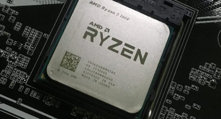 Cryptocurrency Mining Accounted for 10% of AMD's Overall Revenue in Q1 2018