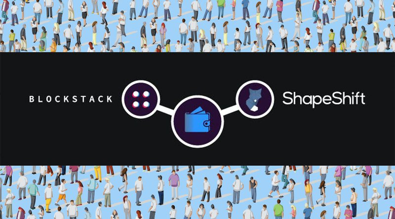Blockstack and ShapeShift Offer $ 50,000 Universal Wallet DApp Bounty