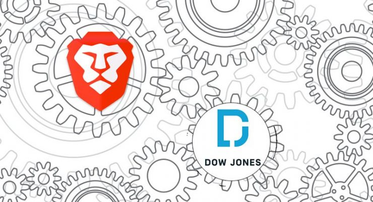 Dow Jones Group Teams Up with Brave Software to Test Basic Attention Token