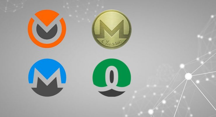 Monero Just Hard Forked — and It Resulted in Four New Projects