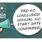 Start-up Hada DBank Completes Presale, Prepares Main token Sale Dates