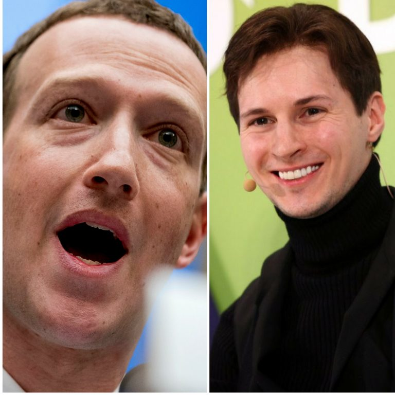 Facebook Versus Telegram: Why Principles Matter