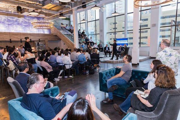 BlockchainNYC event