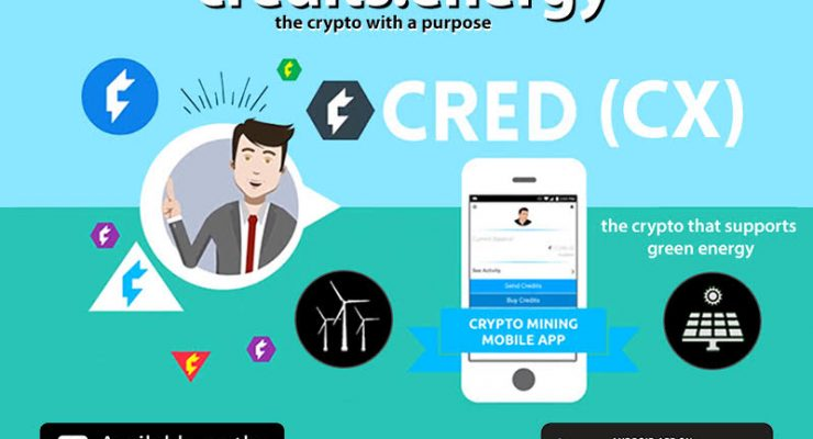 Credits.Energy ICO is now LIVE