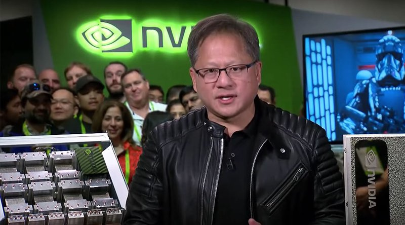 "NVIDIA CEO: ""Cryptocurrency Is Here to Stay"""