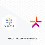 Blockchain Lottery Protocol Quanta Lists Utility Token on Lykke Exchange