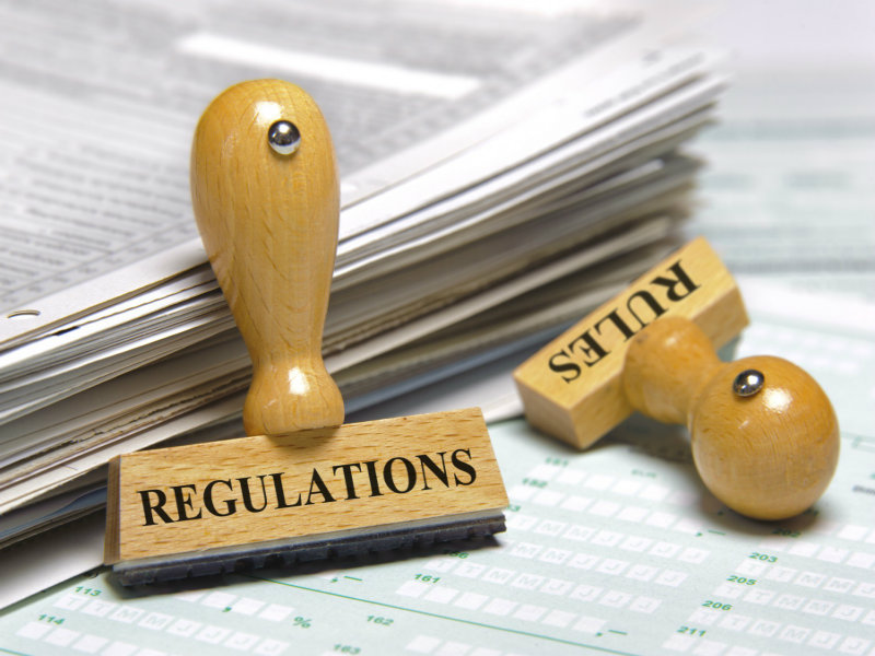 Regulation is the Name of the Game