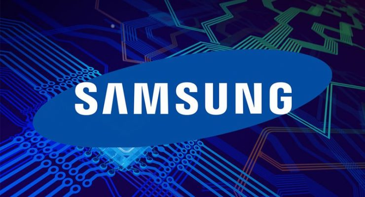 Samsung Is Building ASIC Chips for Halong Mining