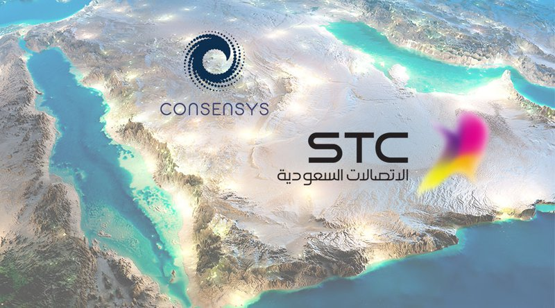 Saudi Telecom and ConsenSys Boost Blockchain Infrastructure in Middle East