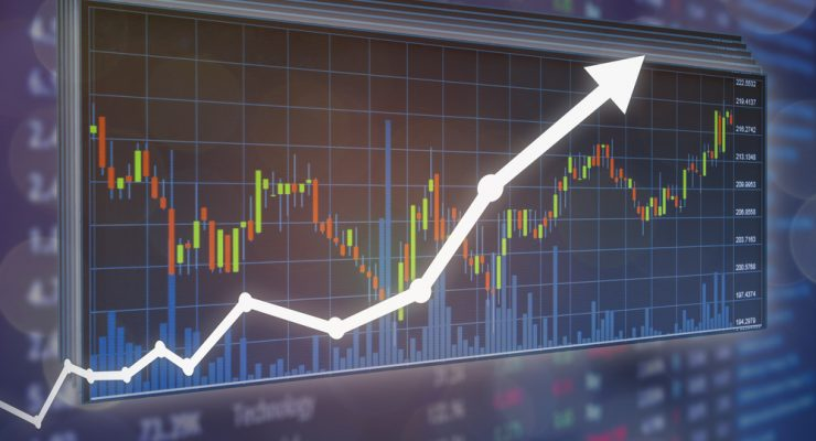 EOS Price Keeps Surging as it Becomes the Fifth-Largest Cryptocurrency by Market Cap