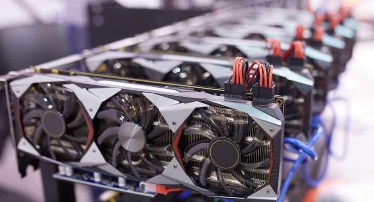 Cryptocurrency Miners Flocking to Nordic Countries