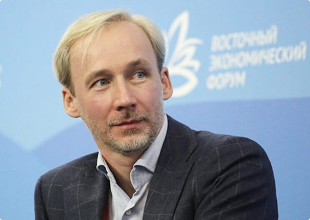 AlexanderBorodich, CEO of Universa.io