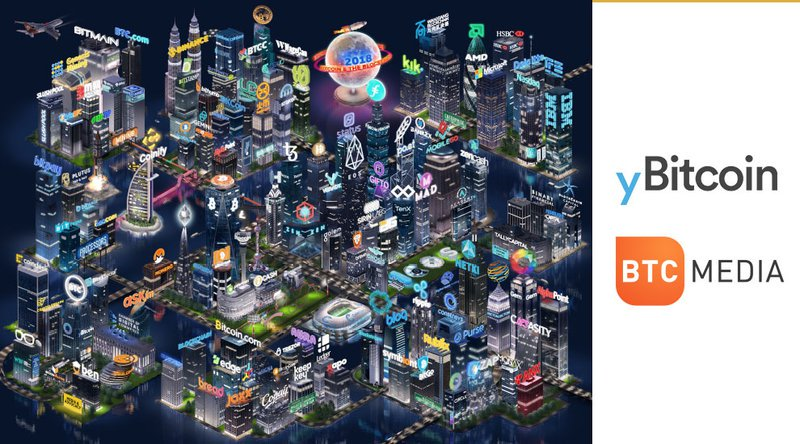 Introducing the 2018 Map of the Blockchain/Crypto Ecosystem