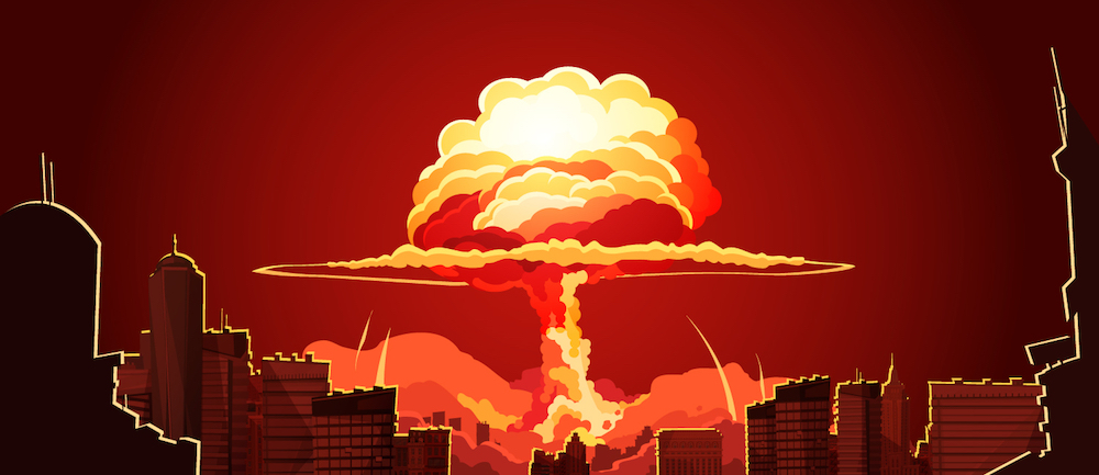 A 51% Attack on Bitcoin Means Mutually Assured Destruction