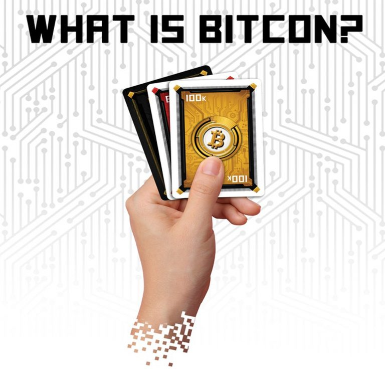 There's a Bitcoin Themed Card Game On Kickstarter Called 'Bitcon'