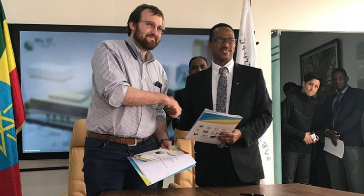 """Where Coffee Just Grows"": Connecting Ethiopian Agritech to the Blockchain"
