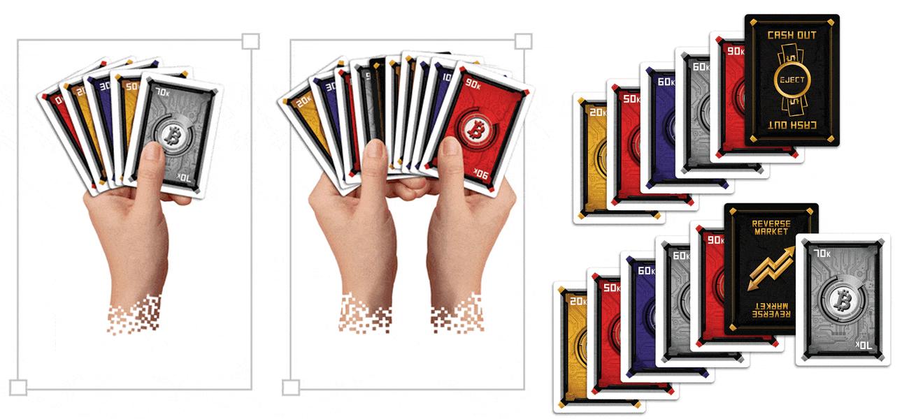 There's a Bitcoin Themed Card Game On Kickstarter Called 'Bitcon'
