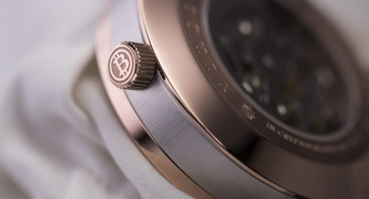 For Those Who 'HEDL' – The New Cryptomatic Watch Inspired By the Bitcoin Hodler