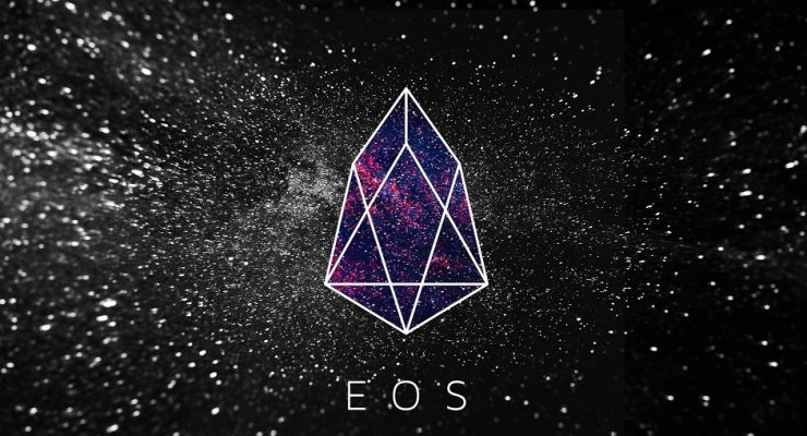 EOS Price Shows Strong Gains After Tough First Half of the Week