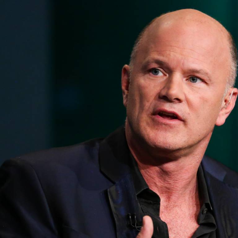 Novogratz Launches Benchmark Index of 10 Cryptocurrencies