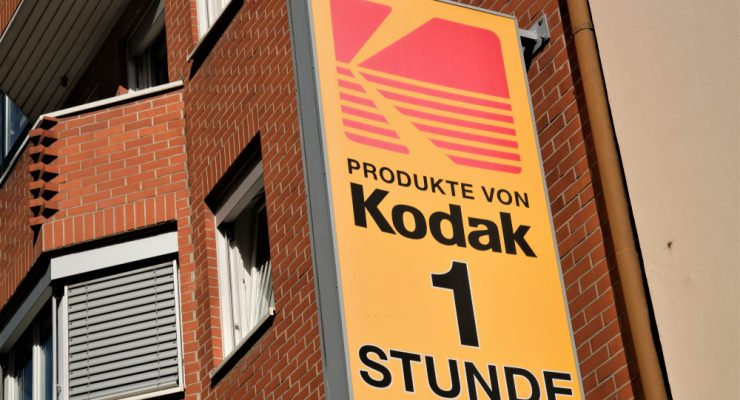 Kodak's Token Offering Targeting $50M to Begin on May 21