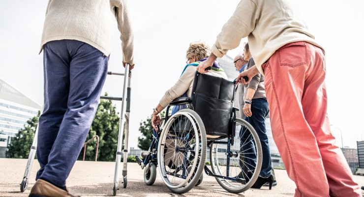 The Blockchain Is Changing the Geriatric Care Industry