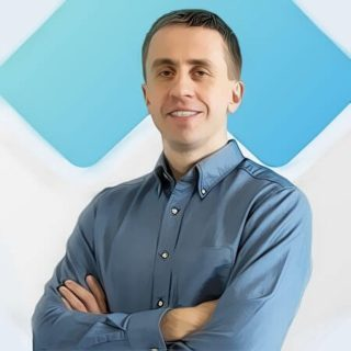 Waves CEO Sasha Ivanov