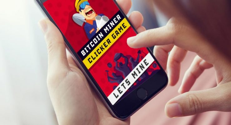 Cryptocurrency Games Have Invaded the Most Popular App Stores