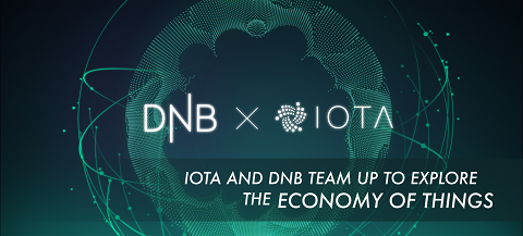 IOTA Partners with Norway's Largest Bank to Collaborate on Tangle DLT Implementation