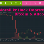 Coinrail.kr Hack Depresses Bitcoin & Altcoin Markets