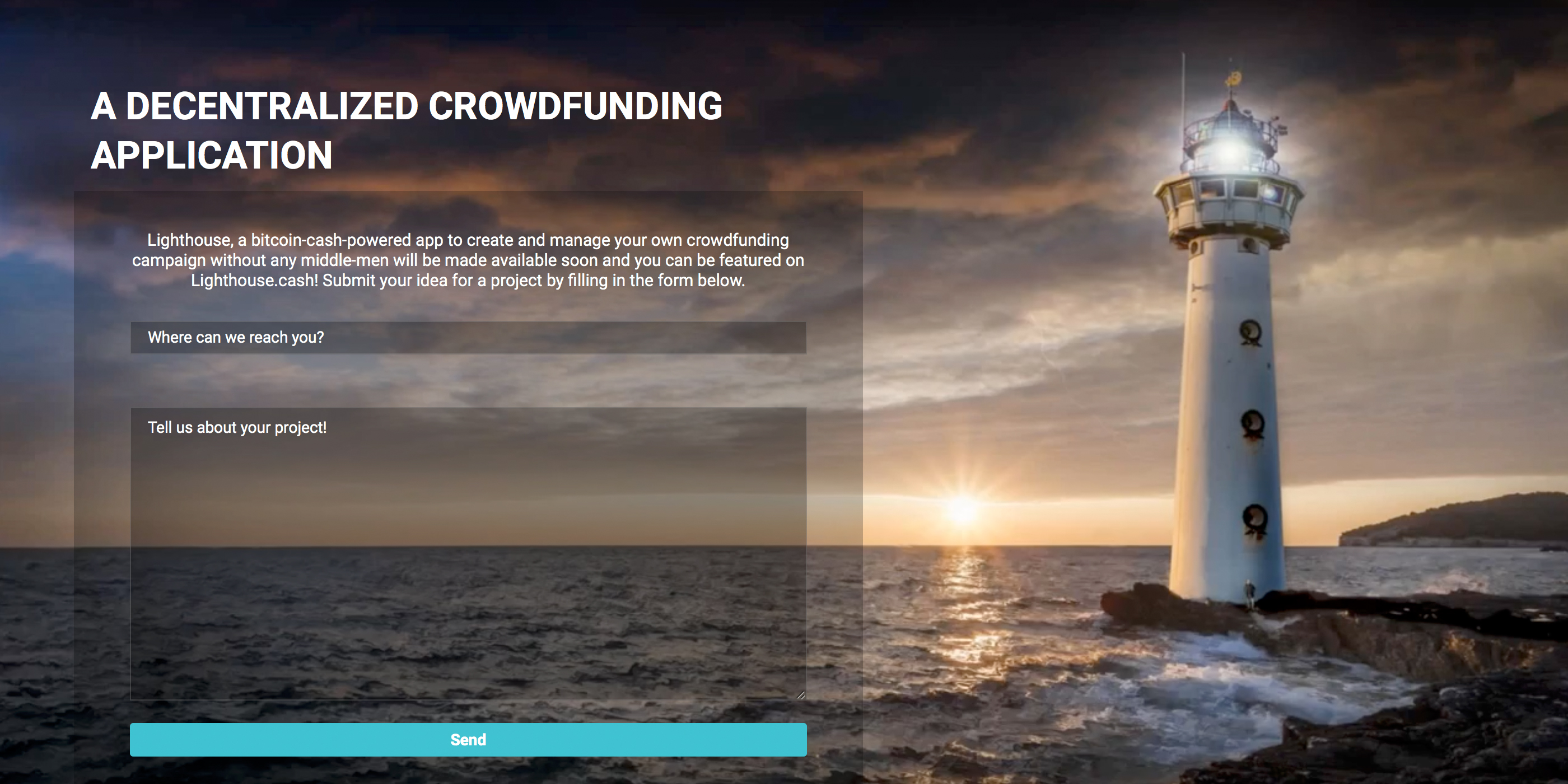 Mike Hearn's Crowdfunding Project Has Been Resurrected — Meet Lighthouse.cash